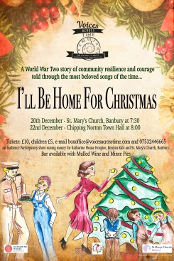 I'll be Home for Christmas 2017 show
